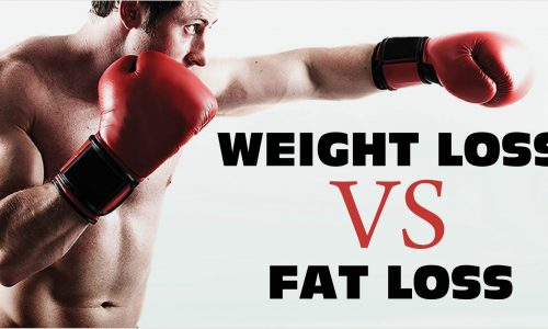 WEIGHT LOSS vs. FAT LOSS. What's the difference?