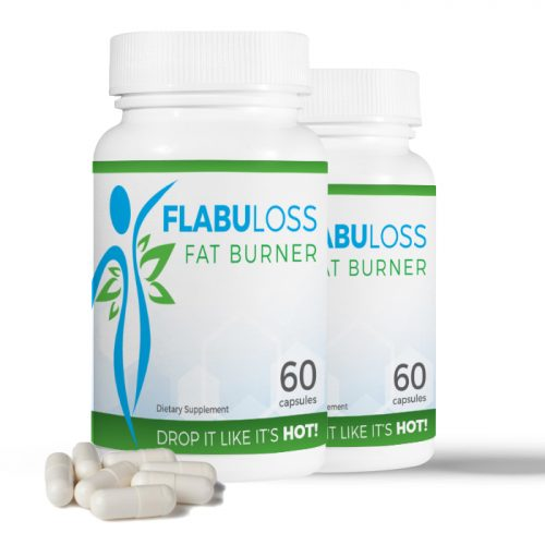 Flabuloss Fat Burner (6 week supply)